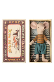Maileg Big Brother Mouse In Box - Product Mini Image