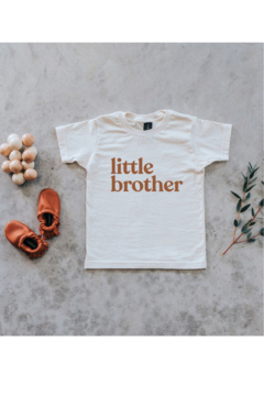 Shoptiques Product: Little Brother Organic Kids Tee