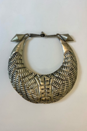 TIBET CRAFT INC BIG GONG NECKLACE - Front cropped