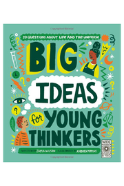 Hachette Book Group Big Ideas For Young Thinkers - Front cropped