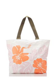 Aloha Collection Big Island Hibiscus Day Tripper - Front cropped