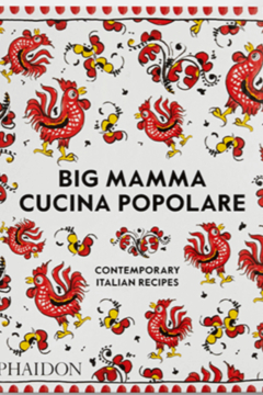 Shoptiques Product: Big Mamma Cucina Popolare: Contemporary Italian Recipes