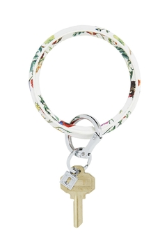 Shoptiques Product: Big-O Keyring Luxe
