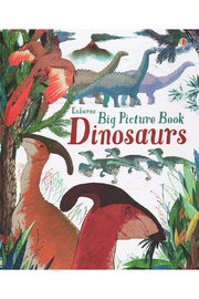 Usborne Big Picture Book Dinosaurs - Product Mini Image