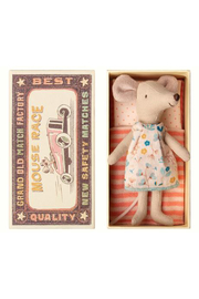 Maileg Big Sister Mouse in Box - Product Mini Image