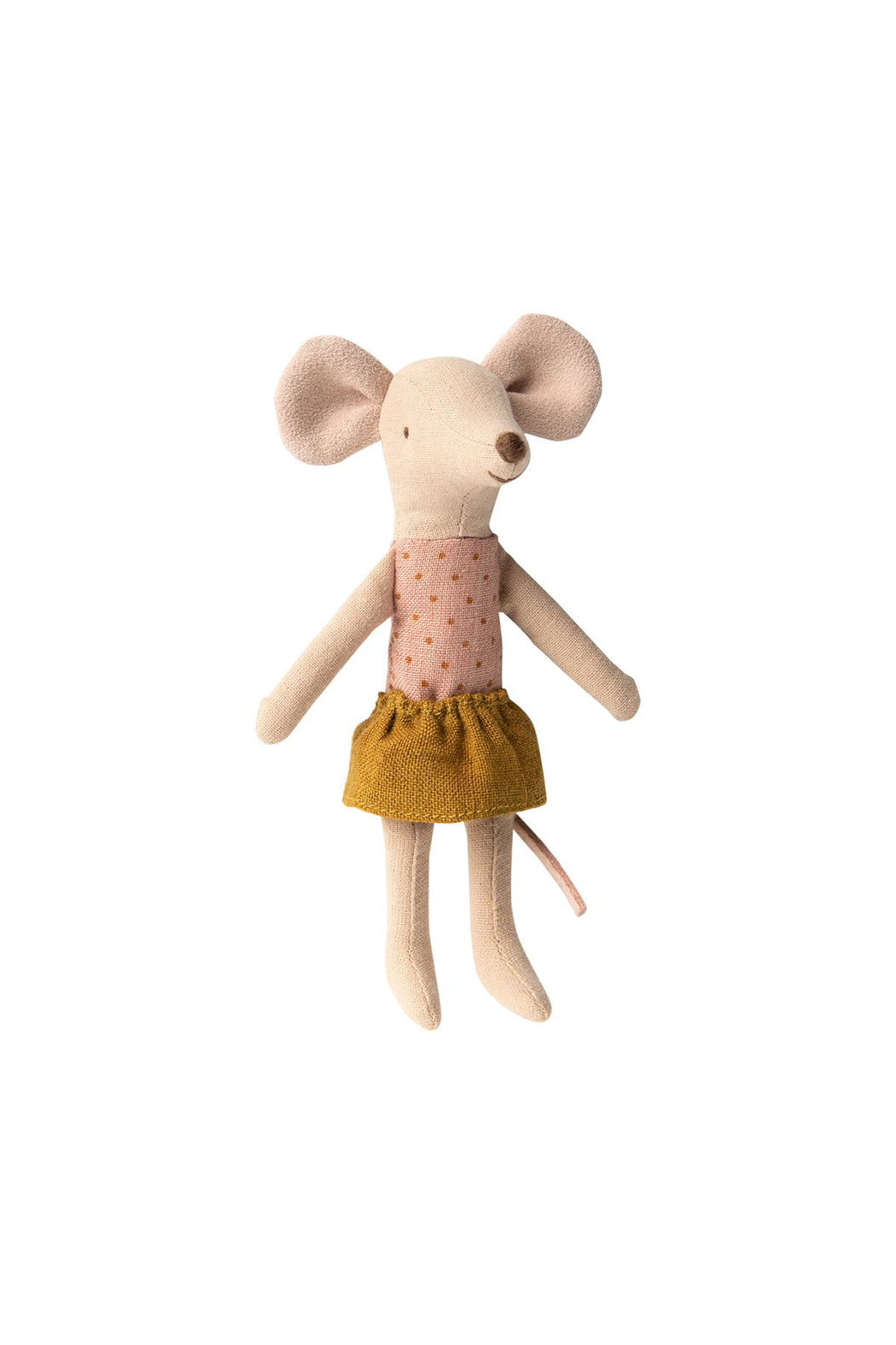 Maileg Big Sister Mouse In Matchbox - Front Full Image