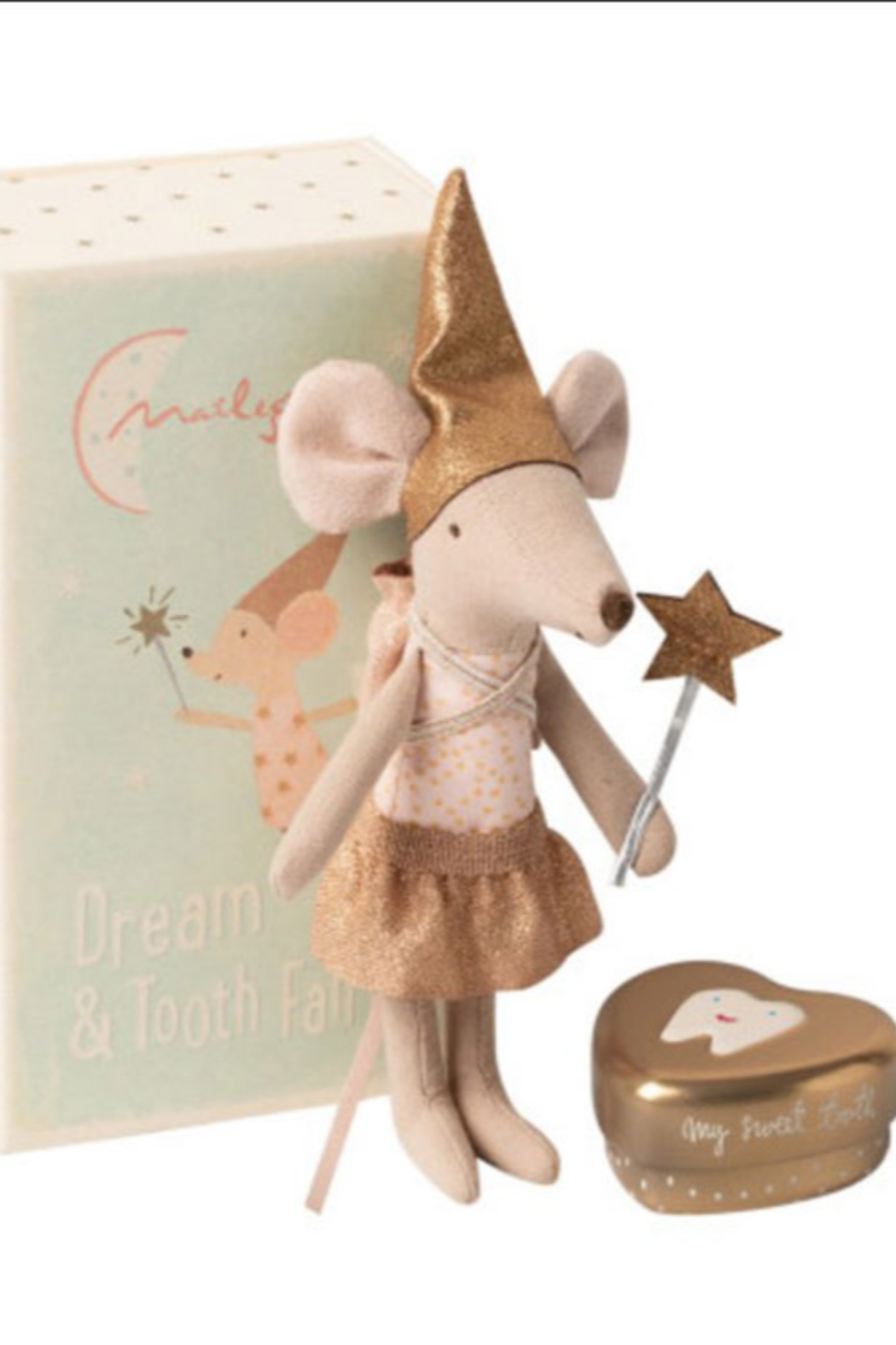 Maileg Big Sister Tooth Fairy Mouse - Main Image