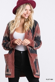 Jodifl Big Sky Cardigan - Front cropped