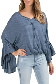 Elan Big Sleeve Top - Product Mini Image