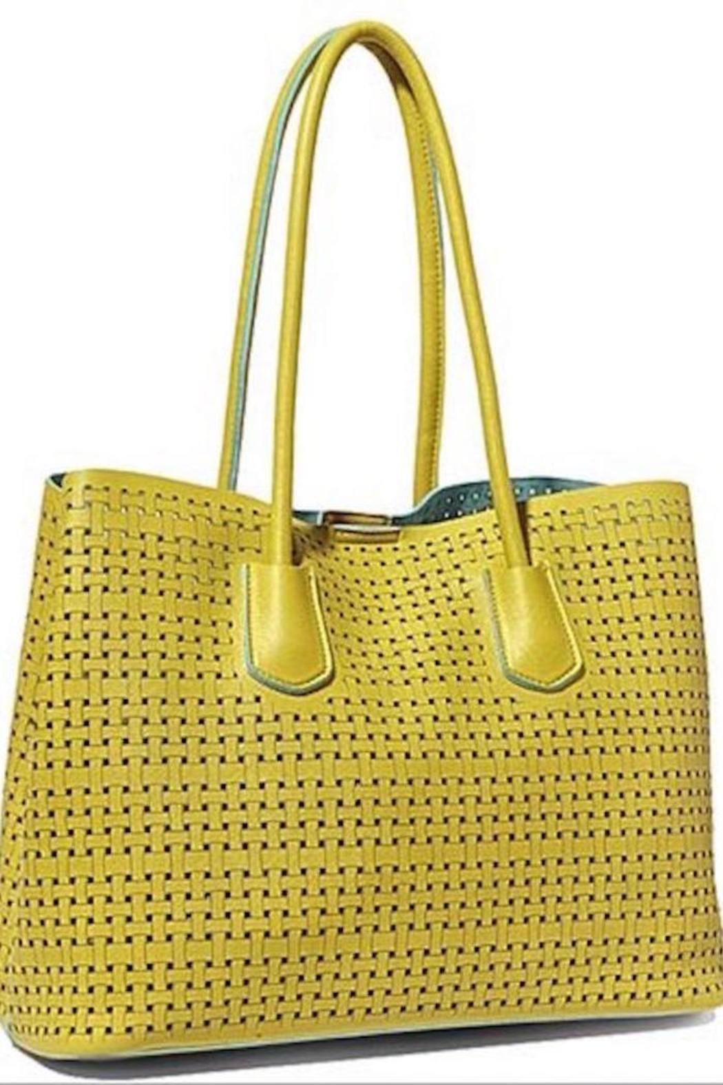 71333150a1 Big Buddha Perforated Sonora Handbag from Georgia by Boulignini ...