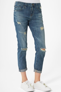 Shoptiques Product: Billie Crop Boyfriend Jean