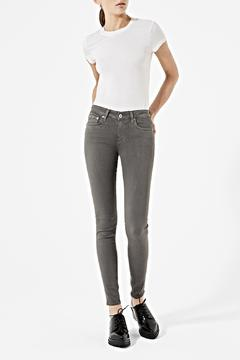 Big Star Grey Skinny - Alternate List Image