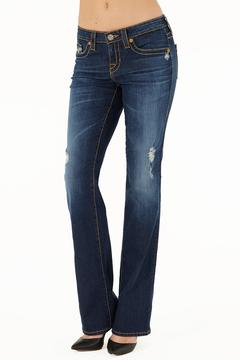 Big Star Liv Lowrise Boot Jeans - Product List Image