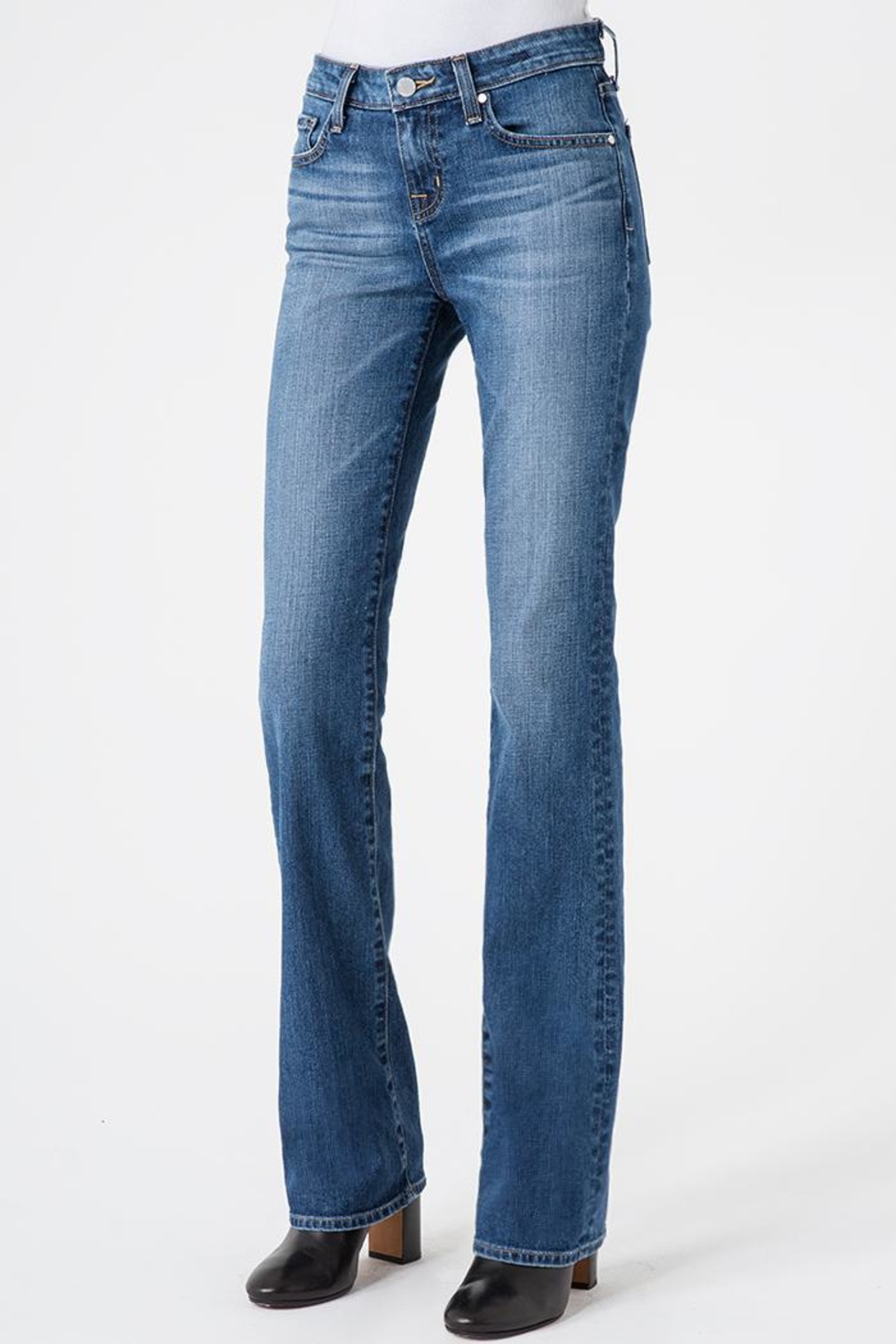 Big Star Remy Bootcut Jeans - Main Image