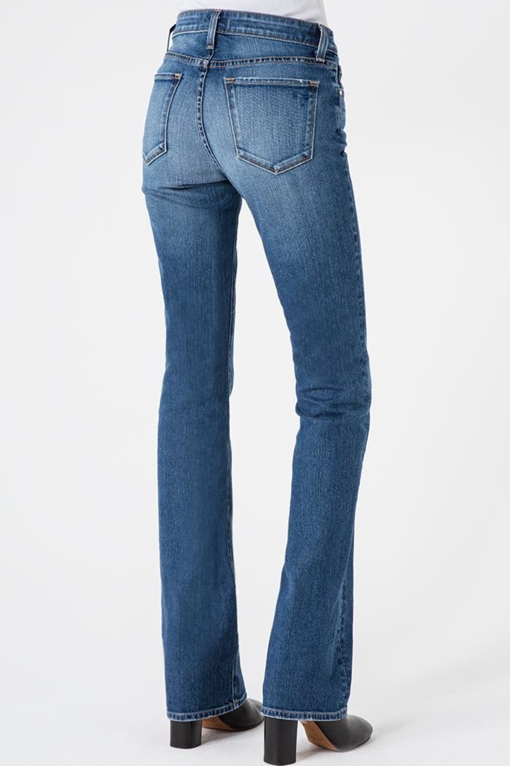 Big Star Remy Bootcut Jeans - Front Full Image