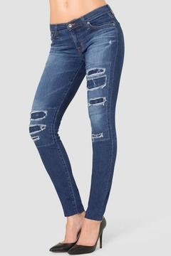 Big Star Jeans Alex Skinny Jeans - Product List Image