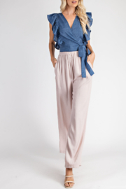 Glam Biggest Flirt top - Front cropped