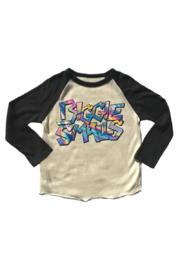Rowdy Sprout Biggie Smalls Raglan - Product Mini Image