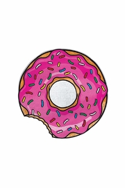 BigMouth Inc Donut Beach Blanket - Front cropped