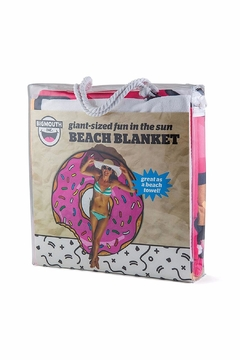 BigMouth Inc Donut Beach Blanket - Alternate List Image