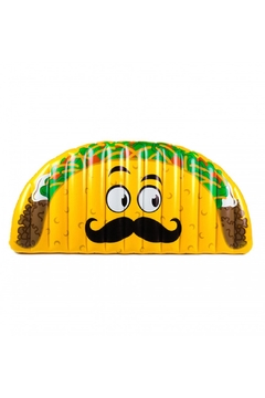Shoptiques Product: Giant Taco Pool Float