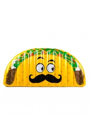 BigMouth Inc Giant Taco Pool Float - Front cropped