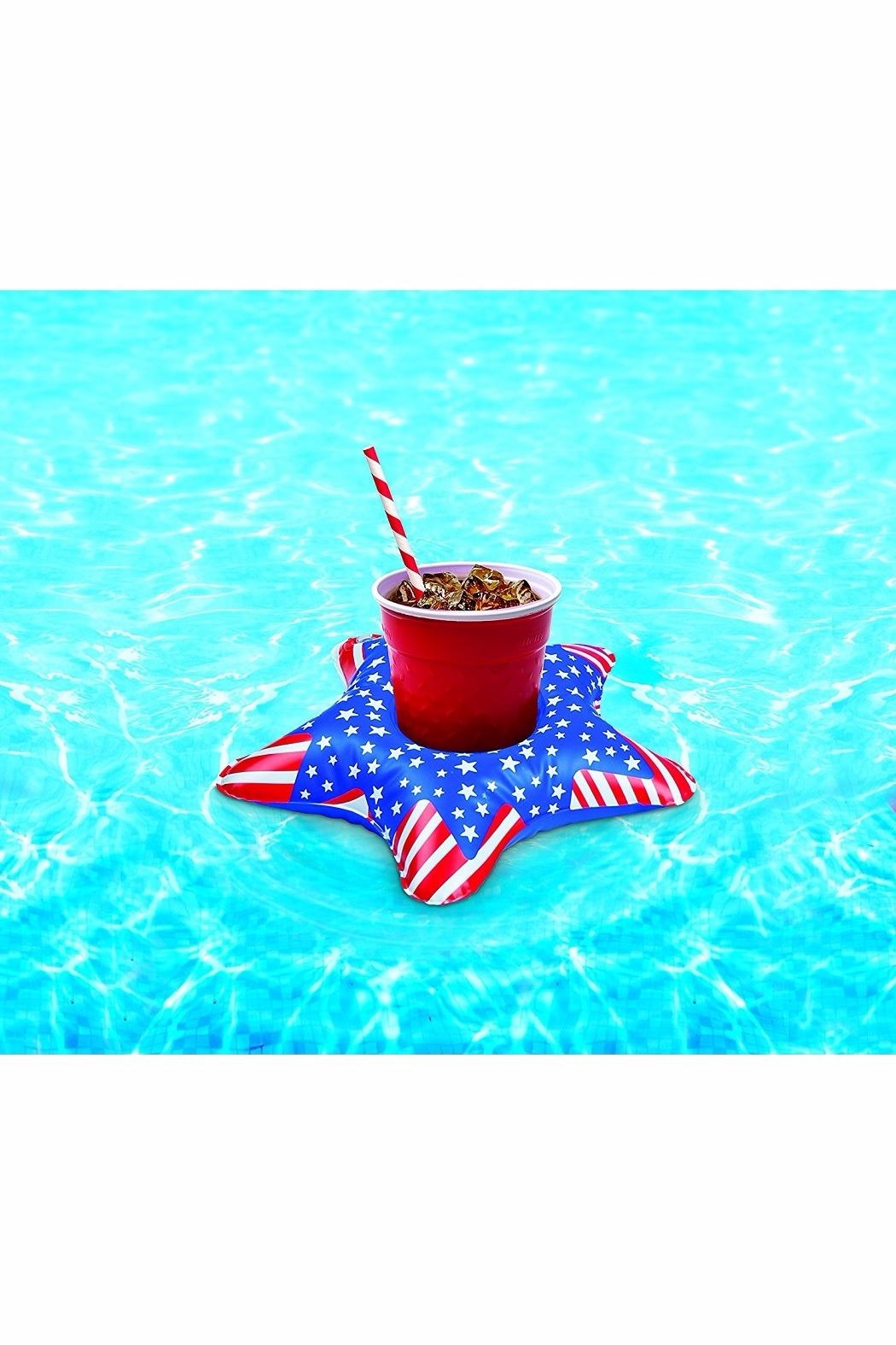 BigMouth Inc Patriotic Drink Floats - Front Full Image