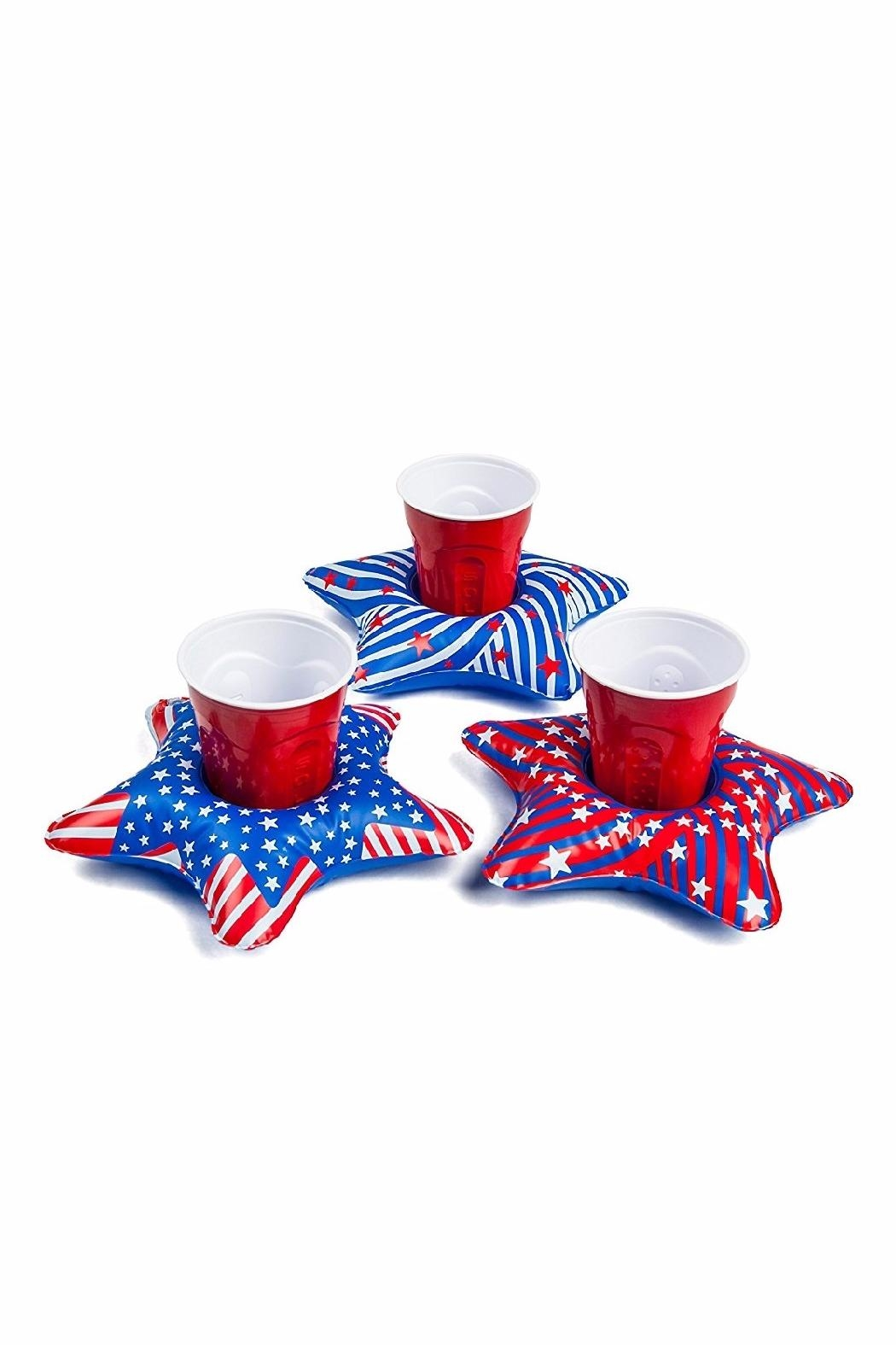 BigMouth Inc Patriotic Drink Floats - Front Cropped Image