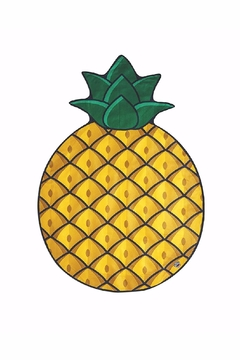 Shoptiques Product: Pineapple Beach Blanket