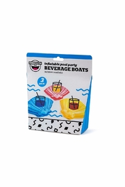 BigMouth Inc Shell Drink Floats - Side cropped