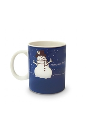 BigMouth Inc Snowman Mystery Mug - Front cropped