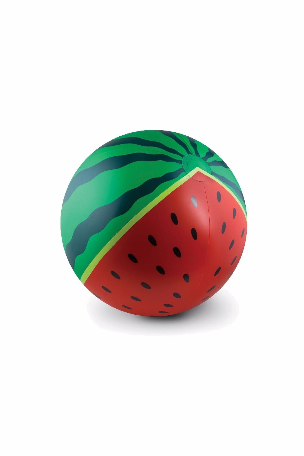 BigMouth Inc Watermelon Beach Ball - Front Cropped Image
