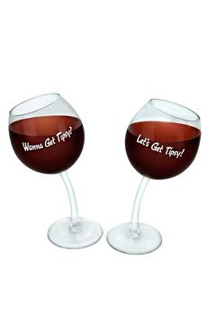Shoptiques Product: Wine Glass Set