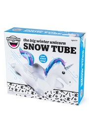 BigMouth Inc Winter Unicorn Snowtube - Product Mini Image
