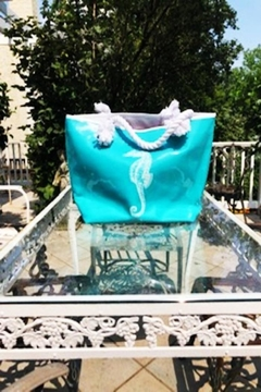 Bijoux du Monde Aqua Beach-Pool Bag - Alternate List Image