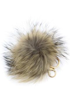 Bijoux du Monde Fur-Key Chain Accessory - Alternate List Image