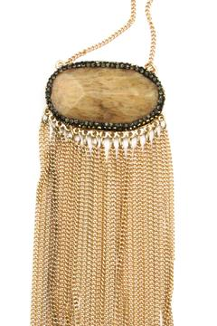 Bijoux du Monde Quartz Fringe Necklace - Alternate List Image
