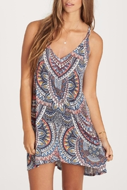 Billabong Back Street Dress - Front cropped