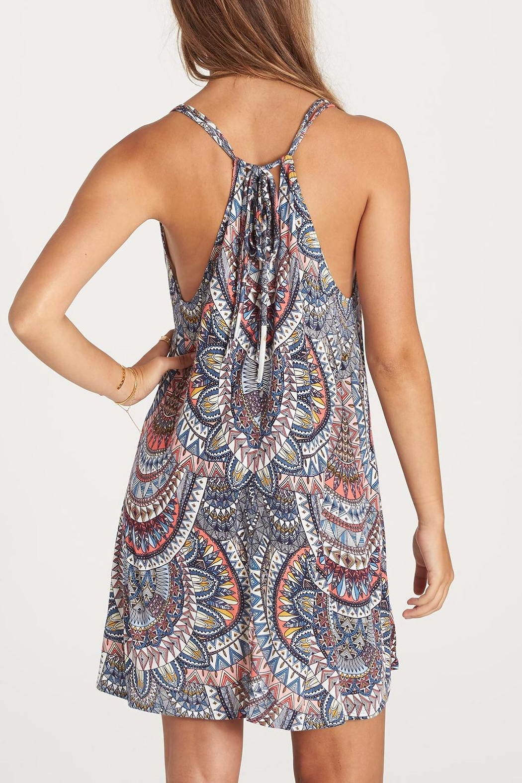Billabong Back Street Dress - Front Full Image