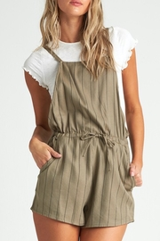 Billabong Bermuda Playsuit Overall - Product Mini Image
