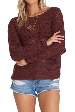Billabong Chill Out Sweater - Product List Image