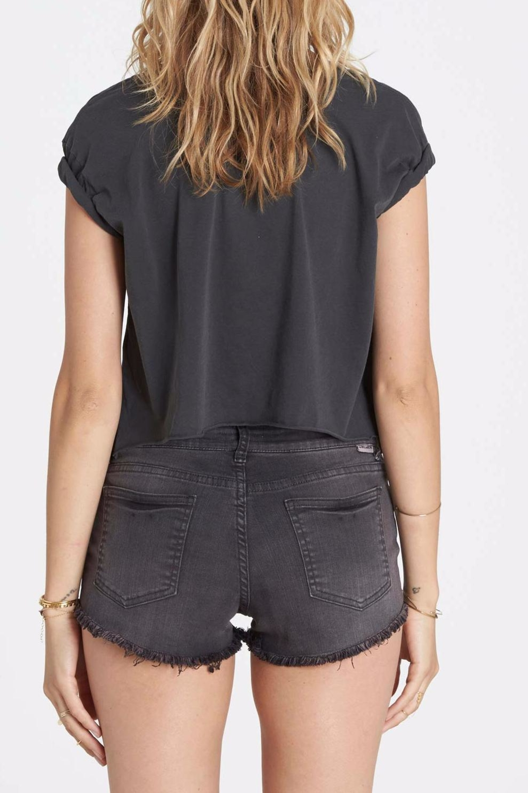 Billabong Buttoned Up Denim - Front Full Image
