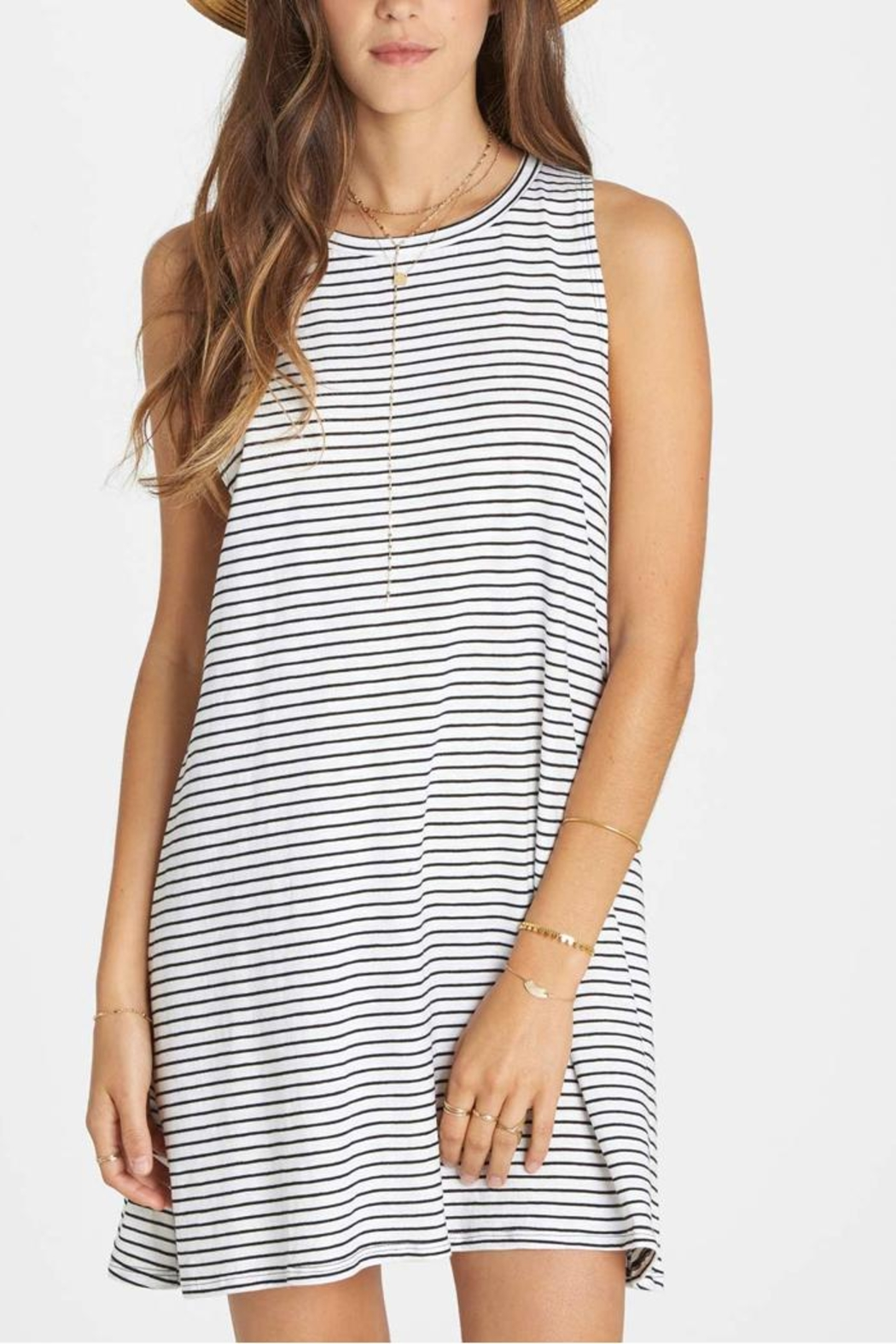 Billabong By And By Tunic Dress - Main Image
