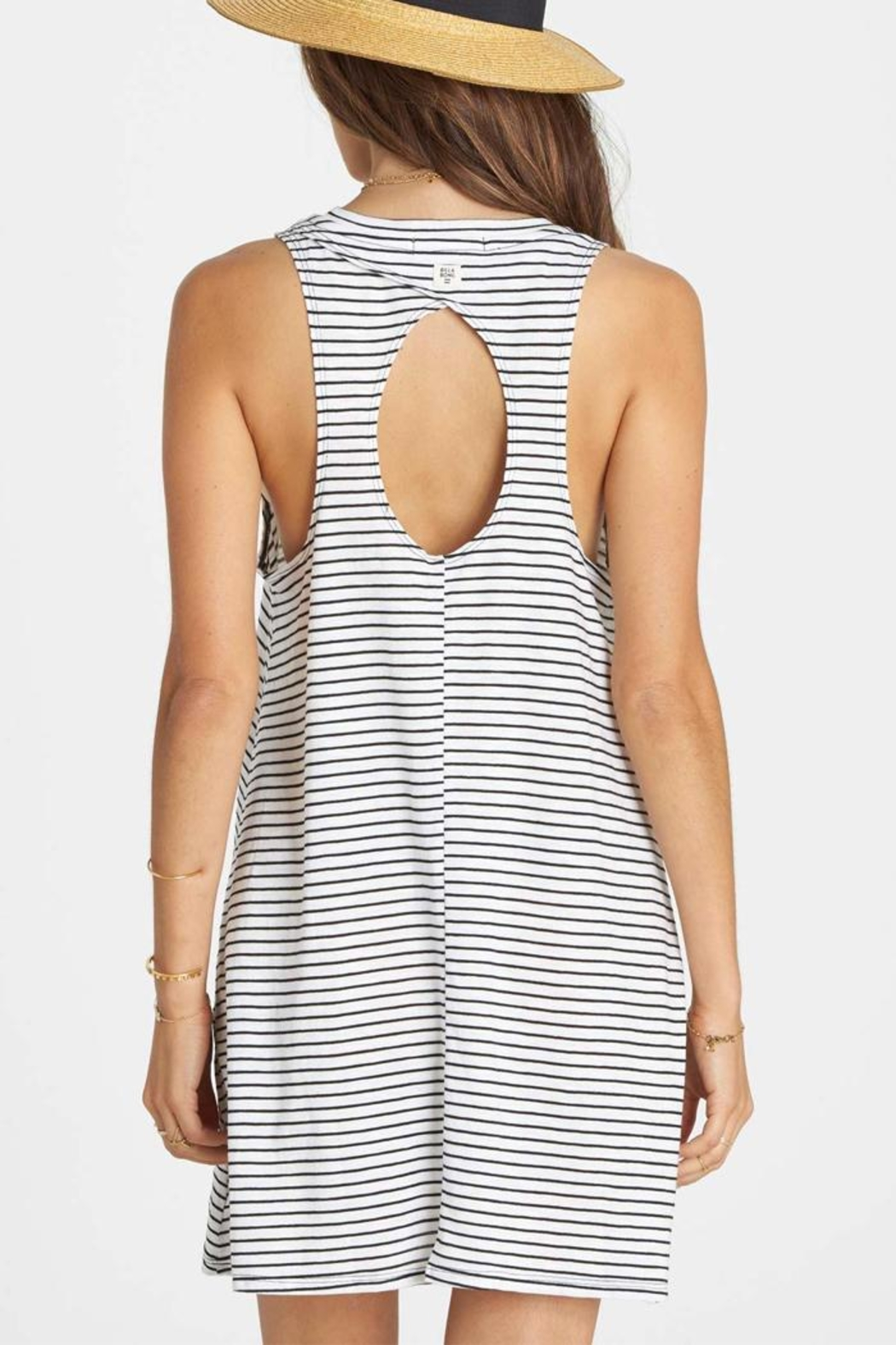 Billabong By And By Tunic Dress - Front Full Image
