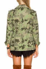Billabong Cant See Me Jacket - Front full body