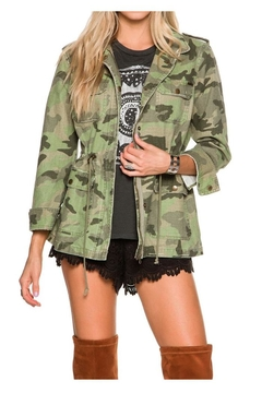 Shoptiques Product: Cant See Me Jacket