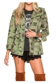 Billabong Cant See Me Jacket - Product Mini Image