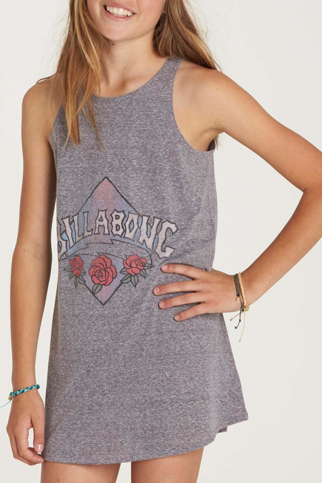 Billabong Choose You Dress - Front Full Image