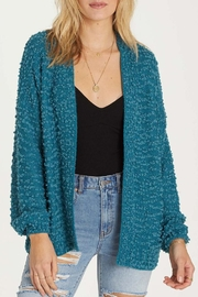 Billabong Chunky Knit Cardigan - Product Mini Image