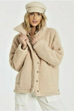 Billabong Cozy Days Sherpa Jacket - Product List Image